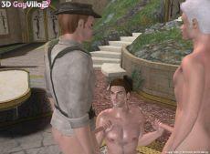 Download 3D GayVilla 2 free gay videos