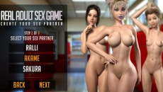 Busty sex dolls in FreeFuckDoll video game
