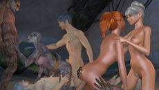 GameofLust2 virtual reality porn game