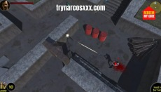FPS shooter action NarcosXXX porn game