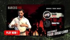 NarcosXXX Pablo Escobar porn game