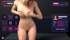 SexEmulator virtual reality porn game