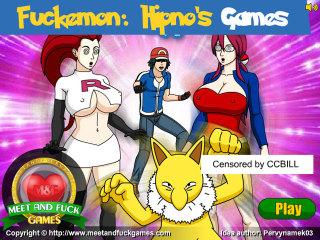 MeetNFuck games Android Fuckemon Hipnos Games