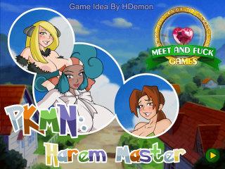 PKMN: Harem Master