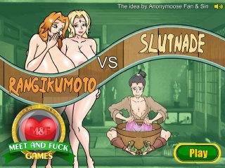 MeetNFuck for Android free game Rangikumoto vs Slutnade