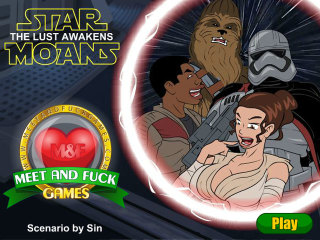 Star Moans: The Lust Awakens