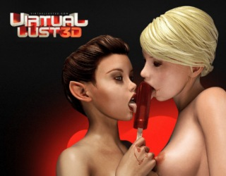 Virtual Lust 3D game download
