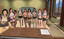 3D porn simulator online 3D SexVilla 2