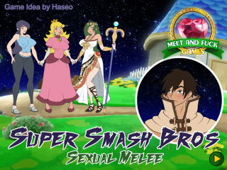 Super Smash Bros: Sexual Melee